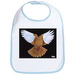 Domestic Flight Pigeon Bib