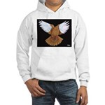 Domestic Flight Pigeon Hooded Sweatshirt