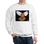 Domestic Flight Pigeon Sweatshirt