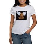 Domestic Flight Pigeon Women's T-Shirt