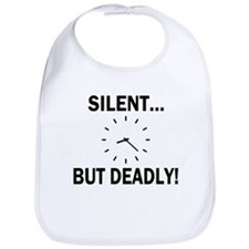 Silent But Deadly Bib