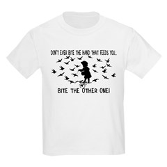 Bite The Hand T-Shirt