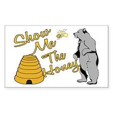 Show Me The Honey Stickers