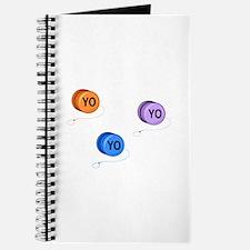 Yo Yo Yo Journal