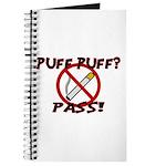 Puff Puff Pass Journal