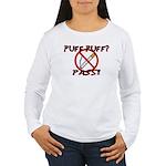 Puff Puff Pass Women's Long Sleeve T-Shirt
