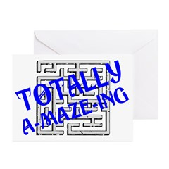Totally A-maze-ing Greeting Cards (Pk of 10)