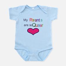 Such Queer Parents Infant Bodysuit