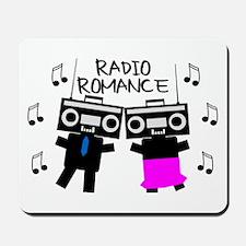 Radio Romance Mousepad