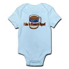 Coffee Stimulation Infant Bodysuit