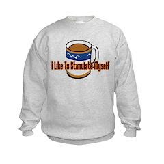 Coffee Stimulation Sweatshirt
