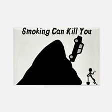 Smoking Can Kill You Rectangle Magnet