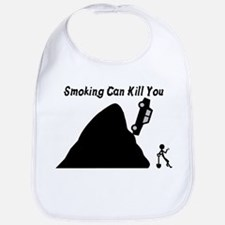Smoking Can Kill You Bib