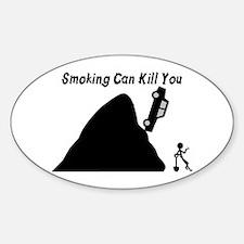 Smoking Can Kill You Decal