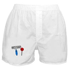 What's Up Sucka Boxer Shorts