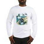 Rock Doves Long Sleeve T-Shirt
