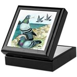 Rock Doves Keepsake Box