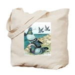 Rock Doves Tote Bag