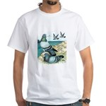 Rock Doves White T-Shirt