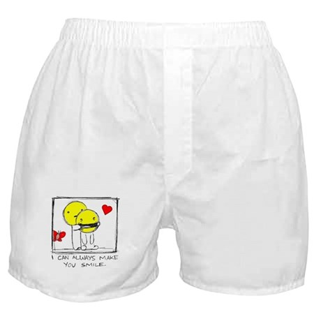 You Make Me SMILE! Boxer Shorts