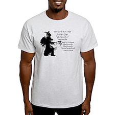 Witchi-Tai-To T-Shirt