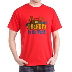Tools Best Grandpa T-Shirt