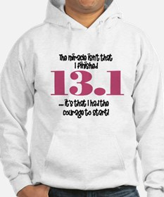 13.1 Courage to Start Jumper Hoody