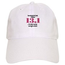 13.1 Courage to Start Baseball Baseball Cap