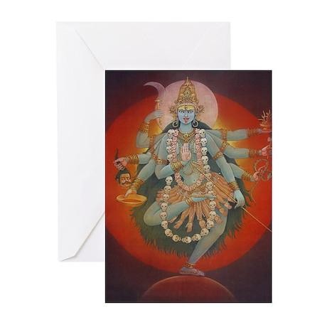 Kali Greeting Cards (Pk of 20)