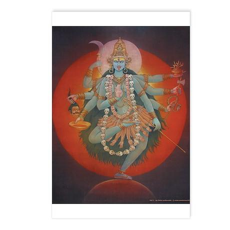 Kali Postcards (Package of 8)