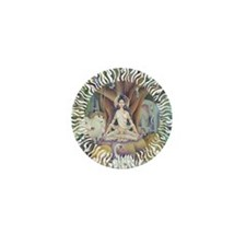 Parvati Mini Button (10 pack)