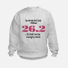 26.2 Courage to Start Sweatshirt