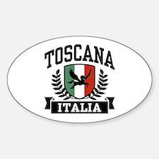 Toscana Italia Decal