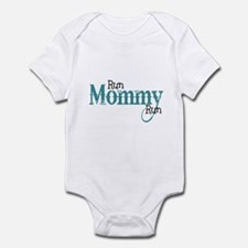 Run Mommy Run Infant Bodysuit