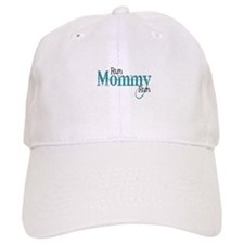 Run Mommy Run Baseball Cap