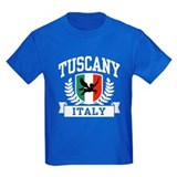 Italy Kids T-shirts (Dark)