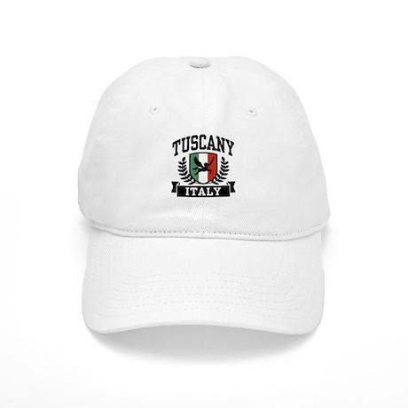Tuscany Italy Cap
