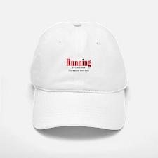 Running relentless forward mo Baseball Baseball Cap