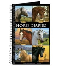 HORSE DIARIES Journal