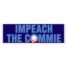Impeach The Commie Bumper Bumper Sticker