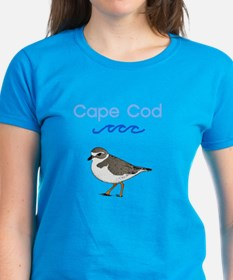 Cape Cod Piping Plover Tee