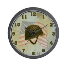 Veteran Wall Clock by Arklights