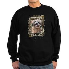 Stone Paws ShihPoo Sweatshirt