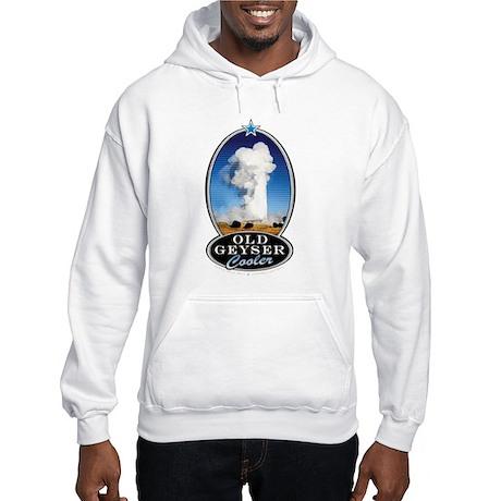 Old Geyser Cooler Hooded Sweatshirt
