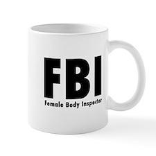 Cute Wife beater for kids Mug