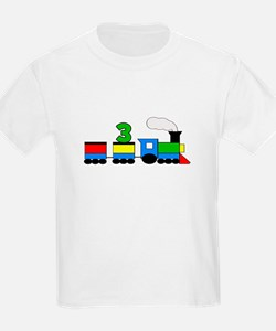 3rd Birthday Train! T-Shirt