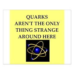 i love physics Posters