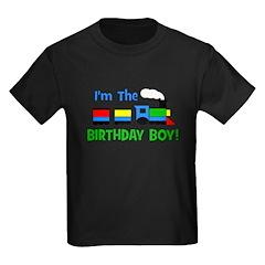 Birthday Boy TRAIN T