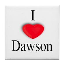 Dawson Tile Coaster