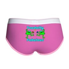 Toadally Fabulous Women's Boy Brief
